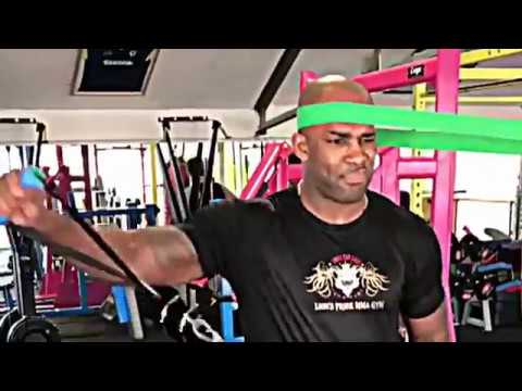 Jimi Manuwa | Training For Corey Anderson