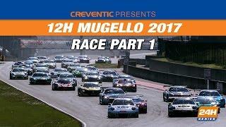 24H_Series - Mugello2017 Round2 Race Part1