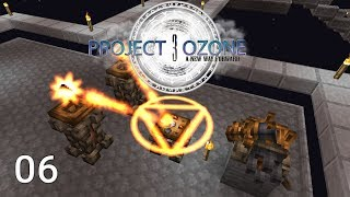 FIRE RESISTANCE SAVED MY LIFE | Minecraft Project Ozone 3 Modpack Ep