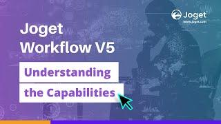 Joget Workflow video