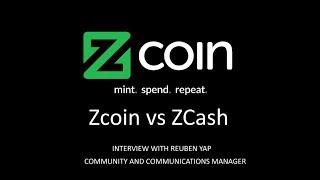 Zcoin vs Zcash: Interview with Reuben