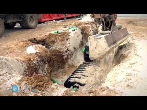 Aquiri - Regenwassertank (Montage und Einbau)