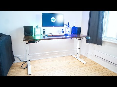 Should You Invest In A Standing Desk? – PrimeCables Sit-Stand Dual-Motor Desk Frame Review