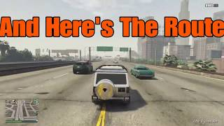 How To Spawn A Dubsta 2 At All Three Spawn Locations Times & Routes - GTA 5 - PS4 - Xbox One - Look!
