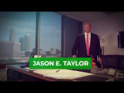 Jason E Taylor Commercial Preview - YouTube Video