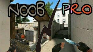 NOOBS VS PRO!!! (standoff 2)