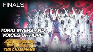 Tokio Myers And Voices Of Hope Children