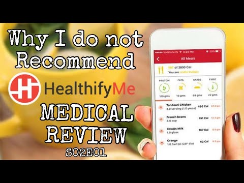 The Problem in Healthifyme App : Medical Review S02E01 by Dr.Education (in Hindi)