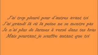 Sheryfa Luna - On ne vivra (Paroles)