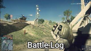 Battlefield 4 Battle-Log