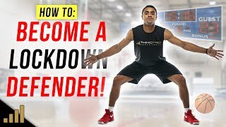 How to: Play KILLER Defense Against FAST Players in Basketball! (How to Become a LOCKDOWN DEFENDER!)