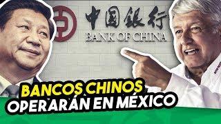 Para bajar comisiones, AMLO decide traerse a los bancos de China