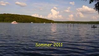 preview picture of video 'Potsdamer Seen - Krampnitzsee -  von Dieter Döring'