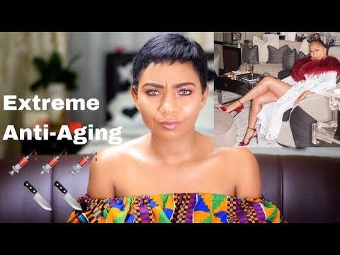 Roztok proti stárnutí dermatologa
