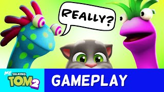 📢 Talking Tom has a New Voice! 📢 NEW in My Talking Tom 2 (GAME UPDATE)