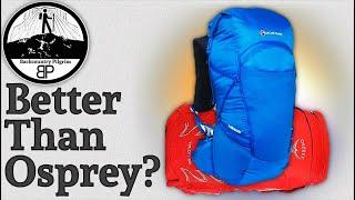 Is the Montane Trailblazer Better than the Osprey Talon?