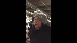 Драка с охранником!!! Bmx riders vs security
