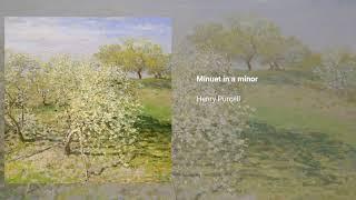 Minuet in A minor, Z. 649