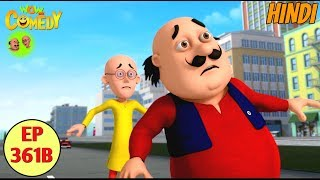 Motu Patlu 2019 | Cartoon in Hindi | Panther in Modern City  |3D Animated Cartoon for Kids