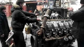 v12 русский дизель