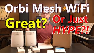 ORBI MESH WIFI: How to configure it as an Access Point (AP Mode). UNSPONSORED REVIEW & Configuration