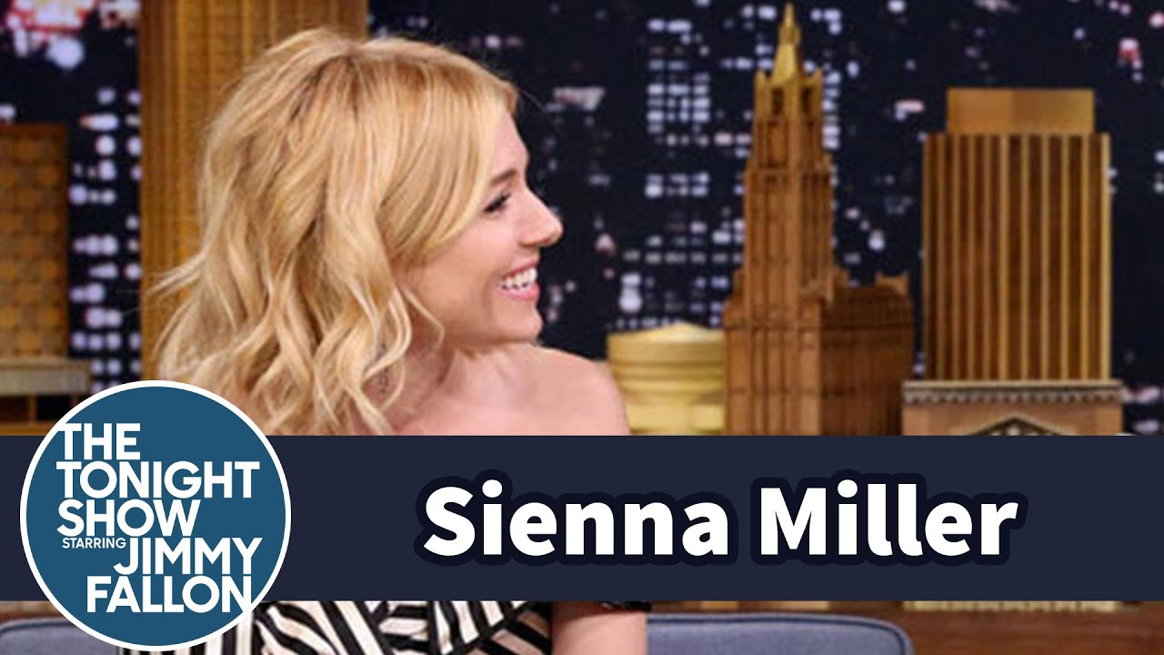 Sienna Miller and Jimmy Realize They're Old and Boring thumbnail