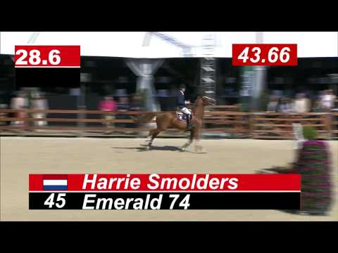 Emerald : GP Antwerp Jump Off