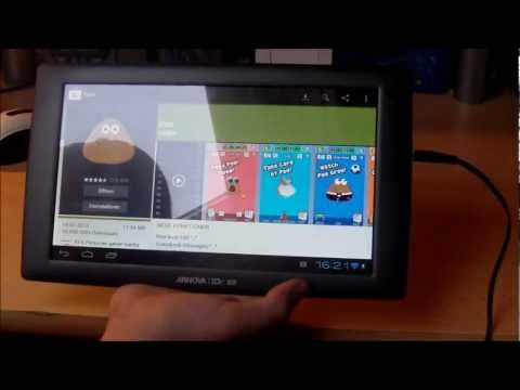 Unboxing/Review - Arnova 10c G3 Tablet-PC [HD]