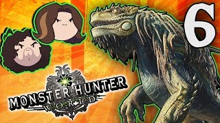 Monster Hunter World: We