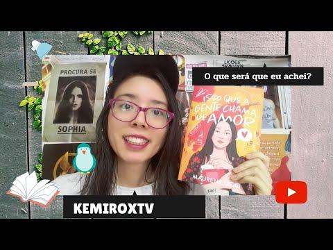Isso que a gente chama de amor (Maurene Goo) | Kemiroxtv