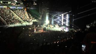 Imagine Dragons Concert: Intro + Shots (Salt Lake City 07/28/15)