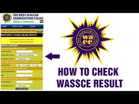 WASSCE 2018 RESULTS RELEASEAD! How To Check WASSCE Results Online | All That You Need To Know