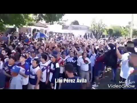 """""""Ituzaingo 0 Dep Merlo 0 . Después de 13 años volvimos de visitantes y copamos la cancha del verde"""" Barra: La Banda del Parque • Club: Deportivo Merlo"""