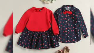 Beautiful Matching Brother And Sister Outfit Designs Ideas