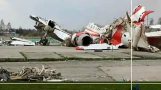 НОВОСТИ ДНЯ Тела жертв Ту-154 засосало в фюзелаж.