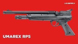 Пневматический пистолет Umarex RP5 Carbine Kit от компании CO2 - магазин оружия без разрешения - видео 2