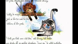 Freddie & Jimmy - The Snow Cat.  Children's Story.