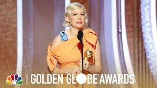 Michelle Williams: Best Actress, Lim. Series, TV Movie - Golden Globes