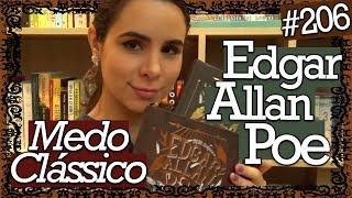 EDGAR ALLAN POE - Medo Clássico Vol. 2 - Ed. Darkside (#206)