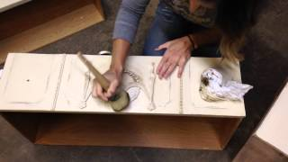 How To Clear Wax And Dark Wax Furniture 2