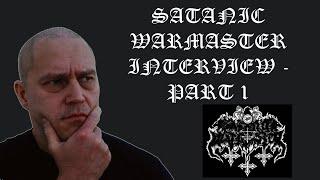 Werwolf of Satanic Warmaster talks about satanism, black metal & posers [INTERVIEW]