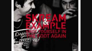 Shot Yourself In The Foot Again (Extended Mix) - Skream & Example