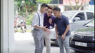 8 Công Sở - Tập 2: Tán Gái Cho Sếp - Phim Hài SVM, Đức Giáo Sư, Đông Đụt, Hạnh Ghẻ, Bin SVM