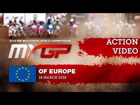 Herlings vs Cairoli Battle MXGP Race 2 - MXGP of Europe