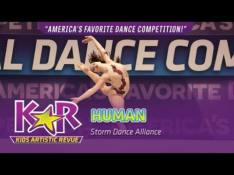 """Human"" from Storm Dance Alliance"