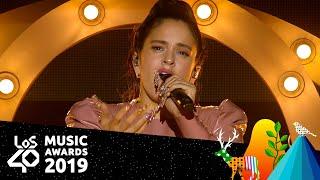 ¡revive Los Mejores Momentos De La Gala!  Los40 Music Awards 2019