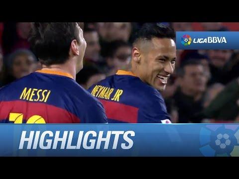 Highlights FC Barcelona (6-1) Celta de Vigo