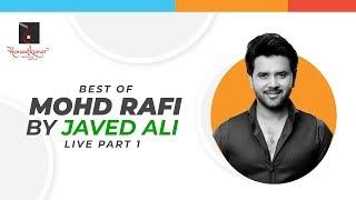 Best of Javed Ali Live Part 1 by Hemantkumar Musical Group