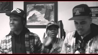 Asap Rocky BASS freestyle Trapstar sessions