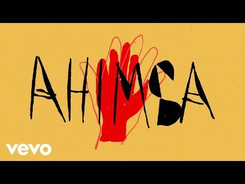 U2, A.R Rahman - Ahimsa (Lyric Video)
